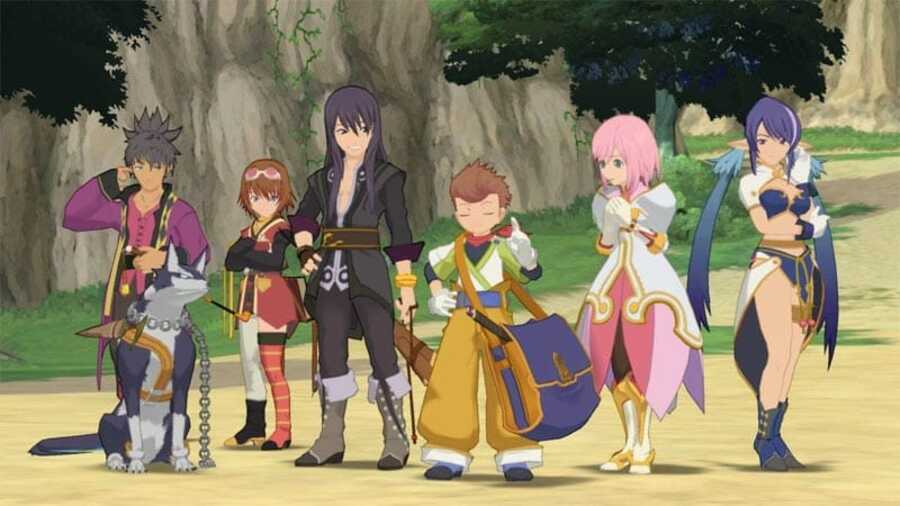 Tales Of Vesperia Ps4 Patch
