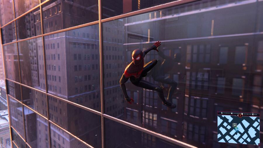 Spider-Man Miles Morales PS5 Ray Tracing 60 FPS