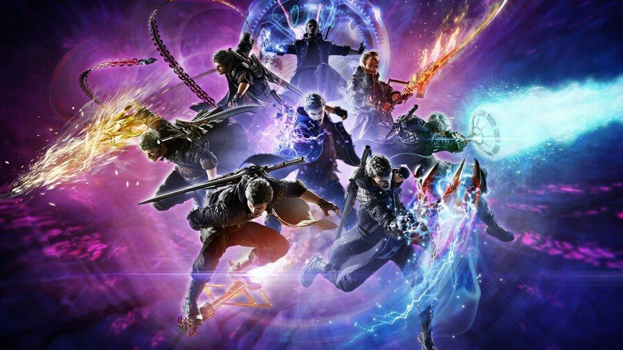Devil May Cry 5 Skill Combat Guide