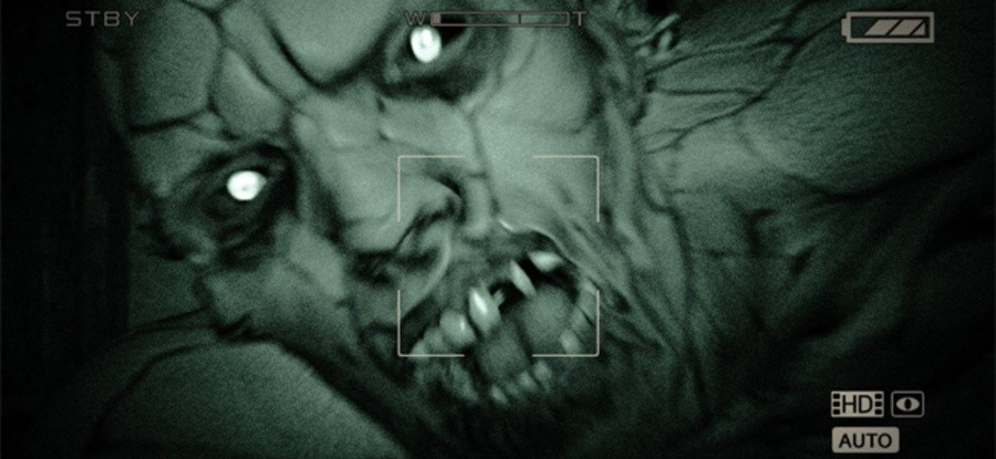 Outlast PS4 1