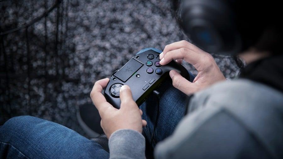Razer Raion PS4 Controller Arcade Stick