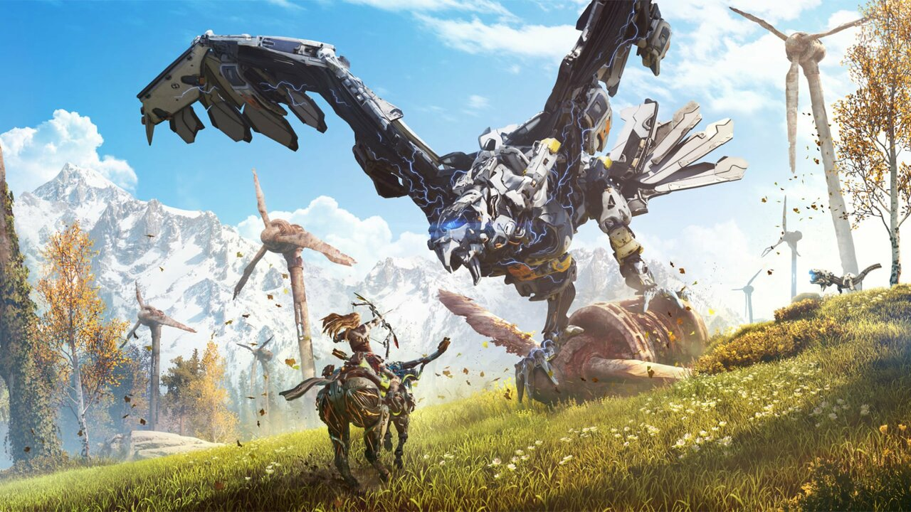 Horizon: Zero Dawn Developer Guerrilla Games Is In Sweden To Do Motion Capture Work