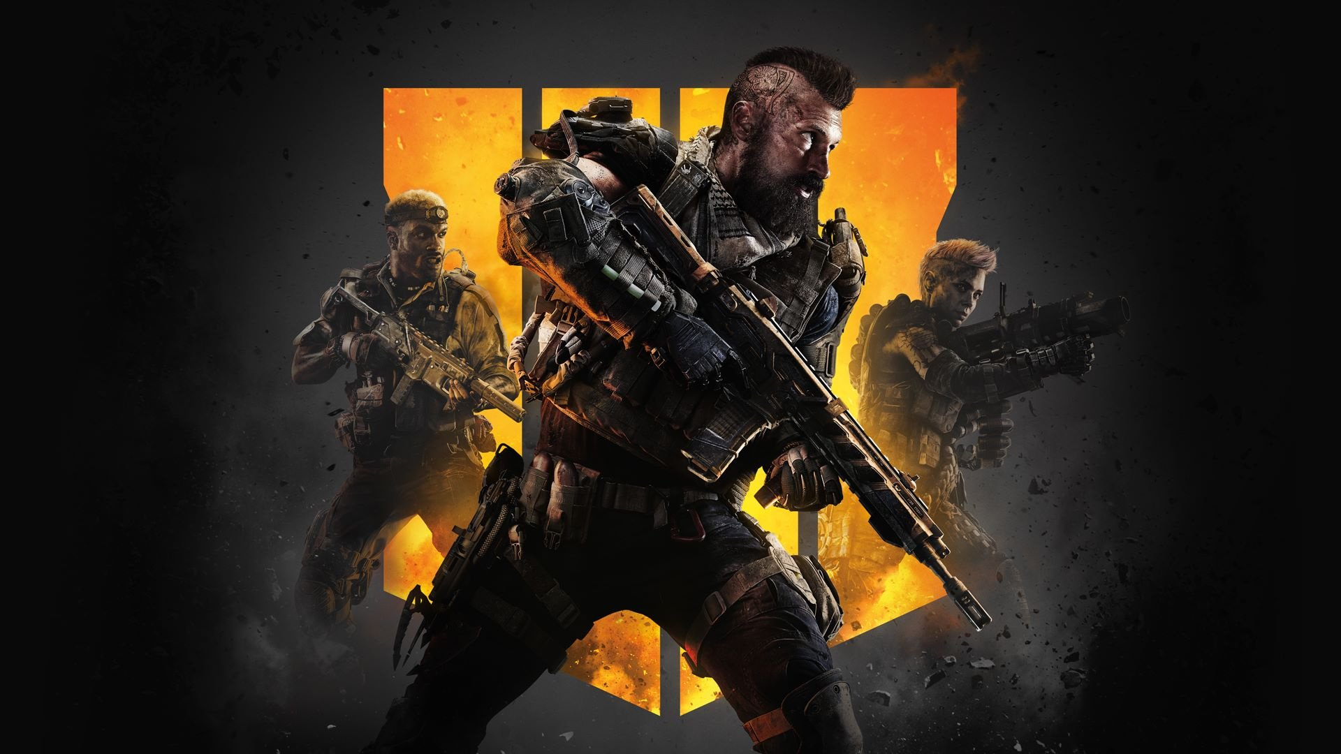 Call Of Duty Black Ops 4 How To Unlock All Blackout Characters Guide Push Square