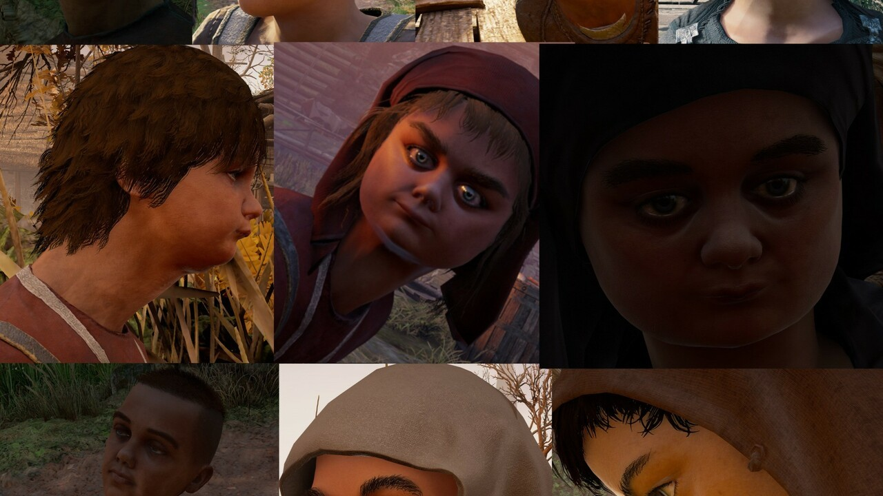The Internet Can't Stop Talking About the Kids in Assassin's Creed Valhalla