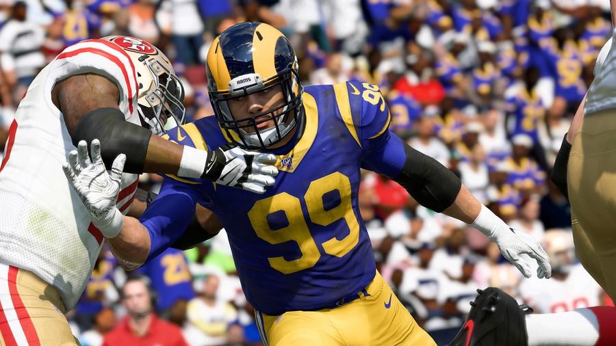 Madden NFL 20 PS4 PlayStation 4
