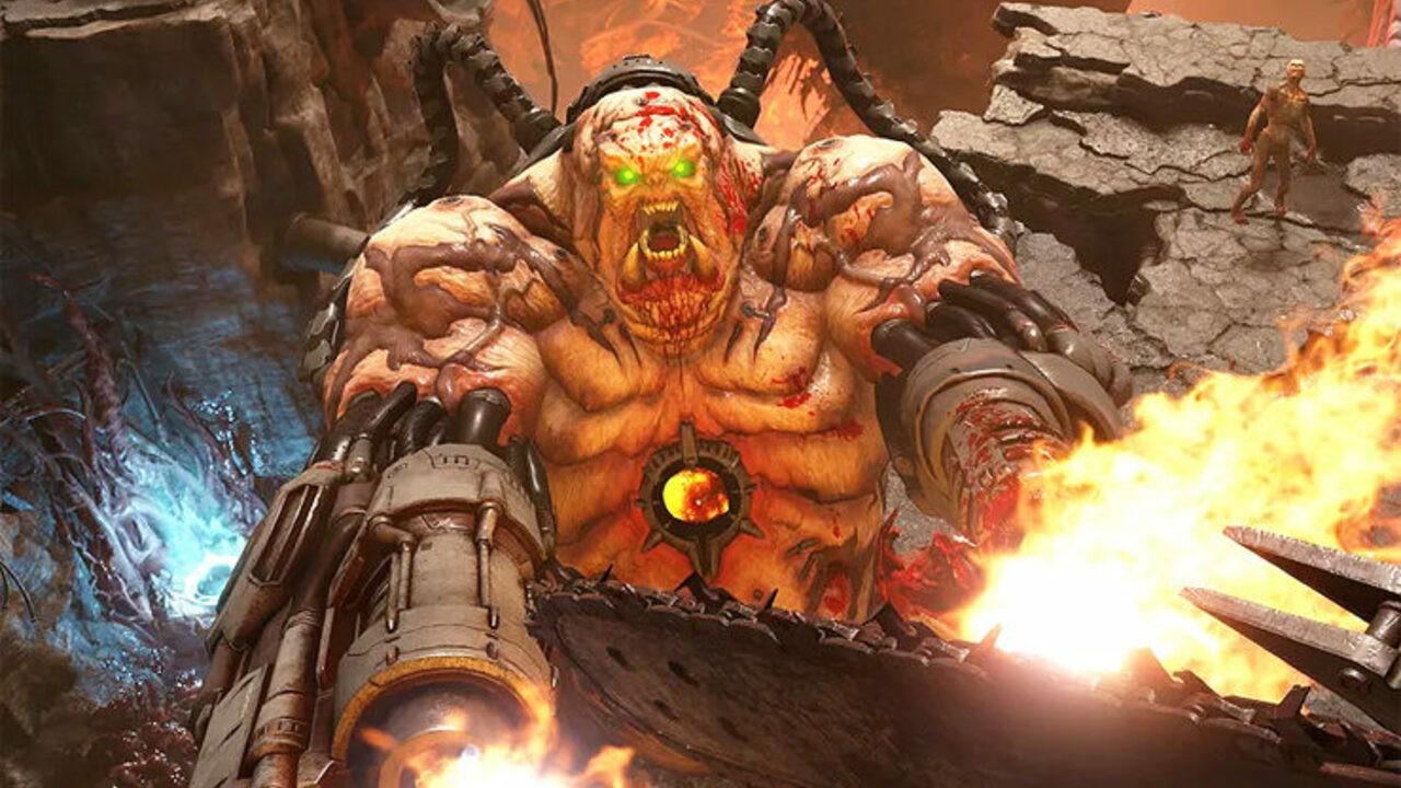 doom eternal dlc screenshots