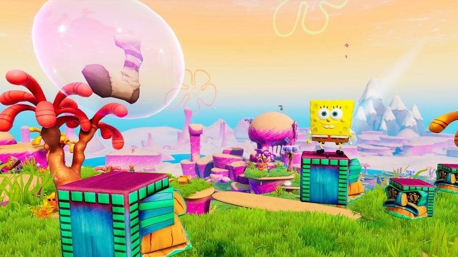 SpongeBob SquarePants Battle for Bikini Bottom Rehydrated All Patrick's Socks Guide PS4 PlayStation 4