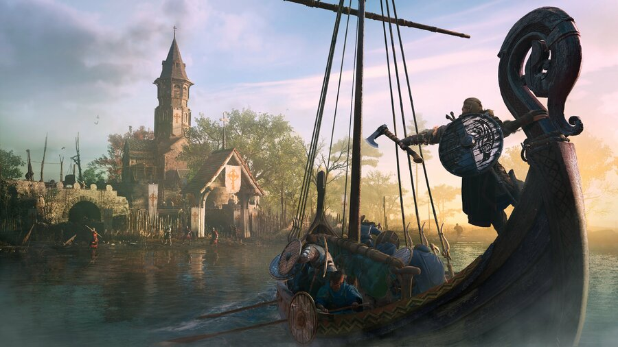 Assassin's Creed Valhalla River Raid Update Patch Notes