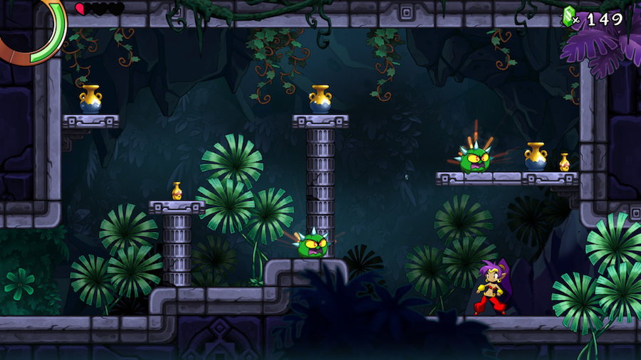 Shantae 5 gets an official name, details and screenshots announced