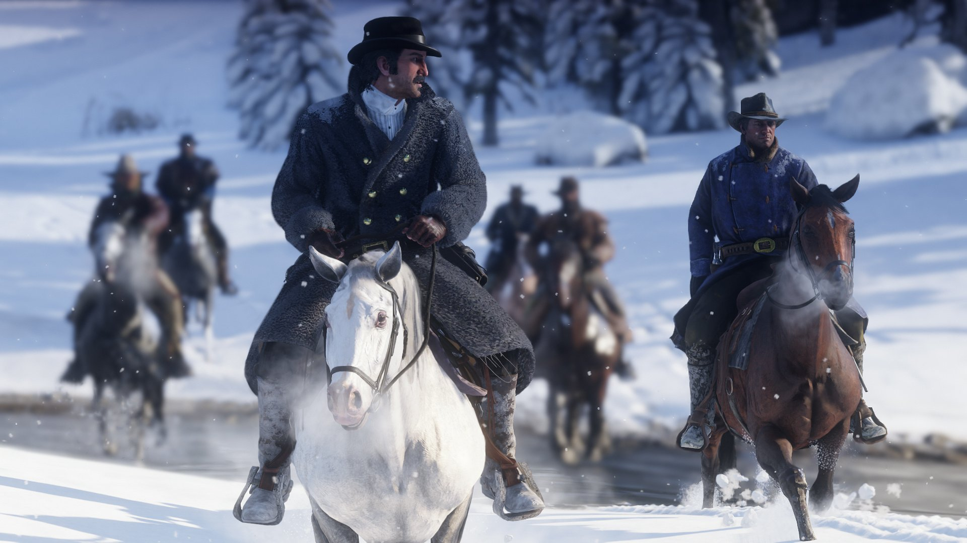 First look at 'Red Dead Redemption 2' gameplay