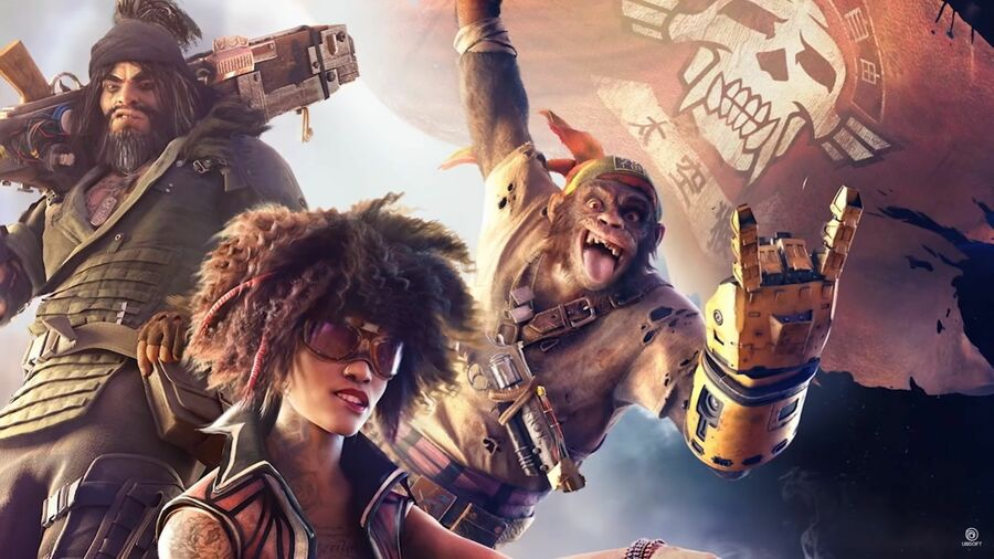 Beyond Good & Evil 2 Development PS5