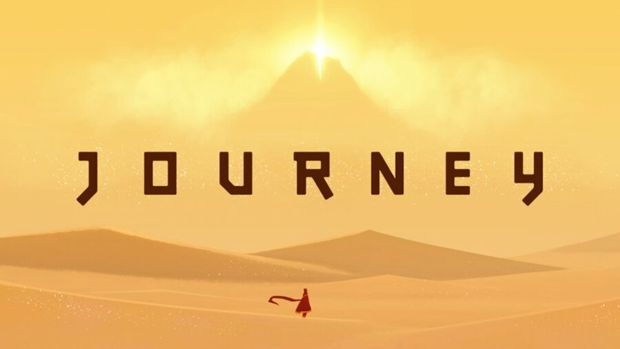 Journey PS4 PlayStation 4 1