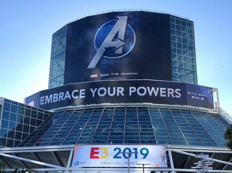 Marvel's Avengers PS4 PlayStation 4 E3 2019 1