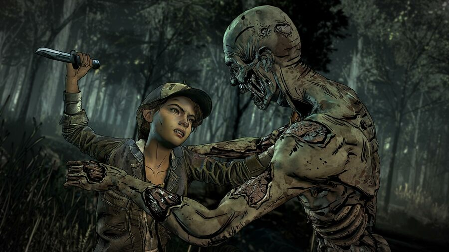 The Walking Dead: The Final Season PS4 PlayStation 4