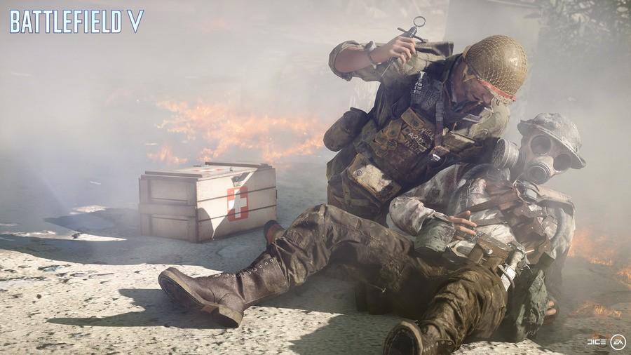 Battlefield 5 Medic Class Guide 1