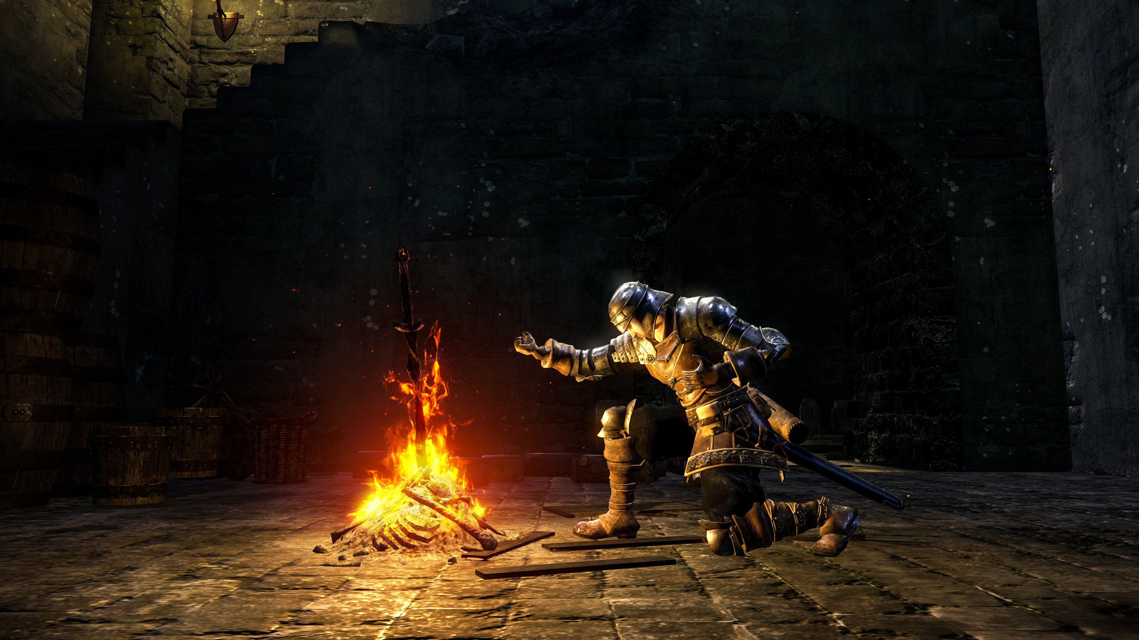 Dark Souls Remastered Fire Keeper Souls Locations and How to Upgrade