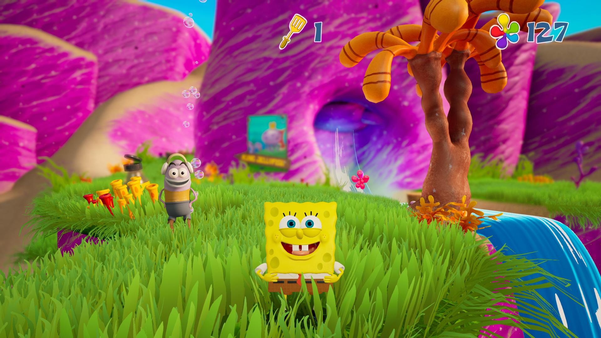 Συγκριτικό της παλαιάς και νέας έκδοσης του SpongeBob SquarePants: Battle for Bikini Bottom!