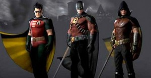 Holy Fashion Opportunity, Batman! Arkham City's Robin Comes Dressed To Kill.