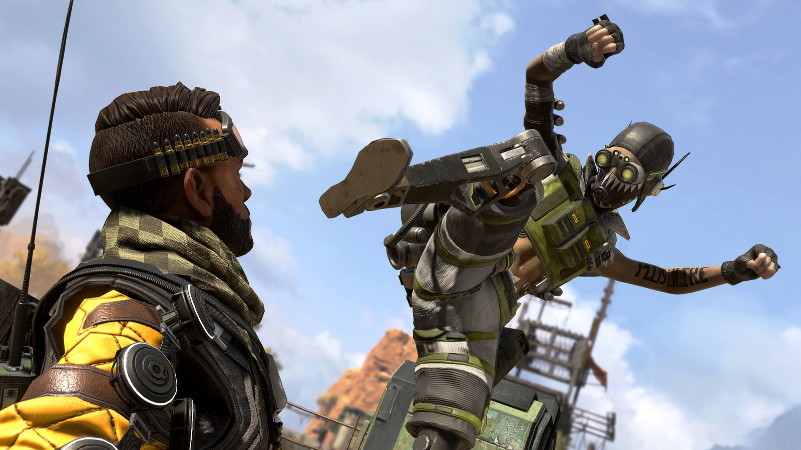 Apex Legends launches into its first season tomorrow with mad lad Octane