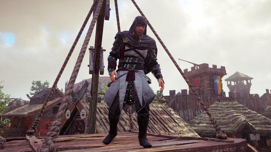 Assassin's Creed Valhalla Basim Armour