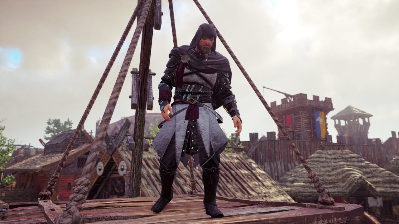 Assassin's Creed Valhalla Basim Armour Out Now for Free