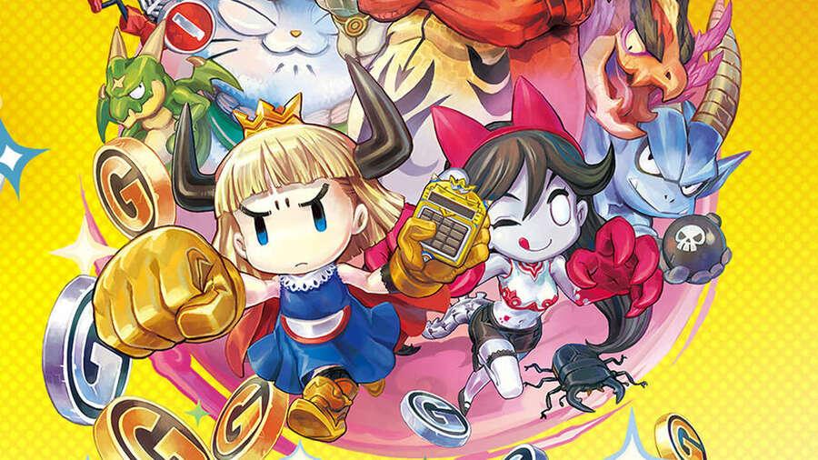 Penny Punching Princess PS Vita 1