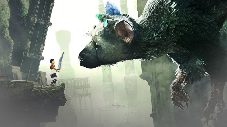 The Last Guardian Ps4 Review 2