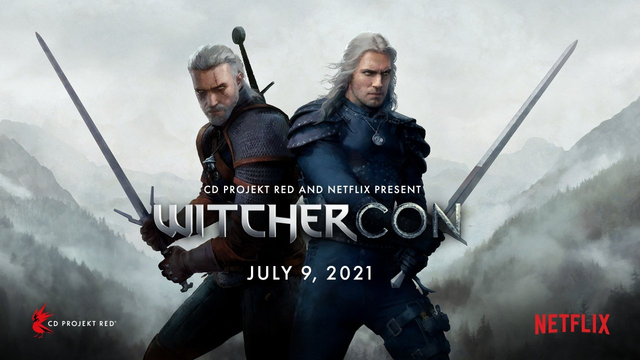 WitcherCon Announced for 9th July, Hopefully Has News on The Witcher 3 PS5