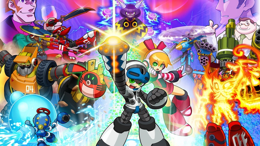 Mighty No 9 Japan PS4 PS3 PlayStation Store