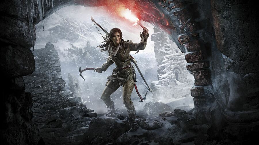 Rise of the Tomb Raider PS4 PlayStation 4 1
