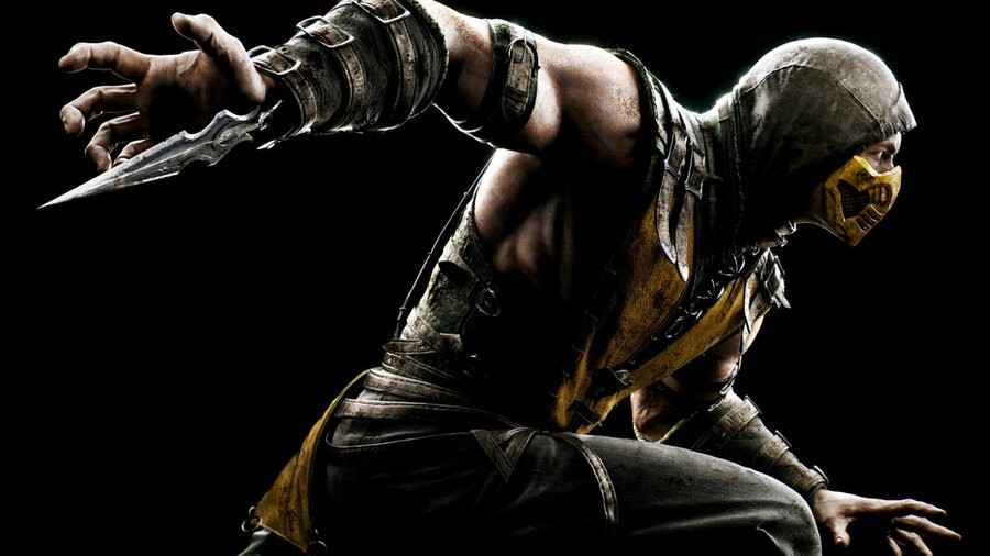Mortal Kombat X PS4 PlayStation 4 1