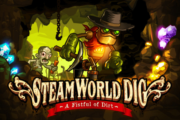 SteamWorld Dig Review (PS4) | Push Square