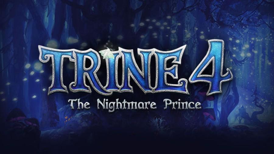 Trine 4 PS4 PlayStation 4