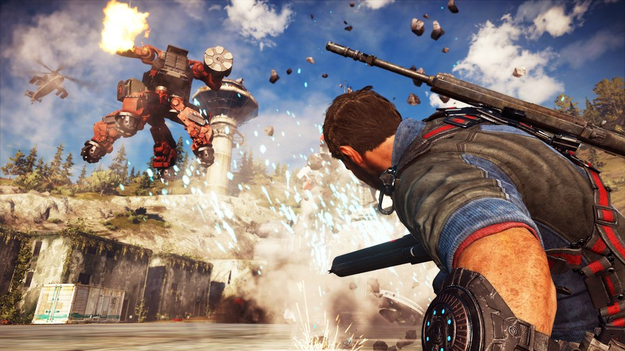 Just Cause 3 PS4 PlayStation 4 DLC 1