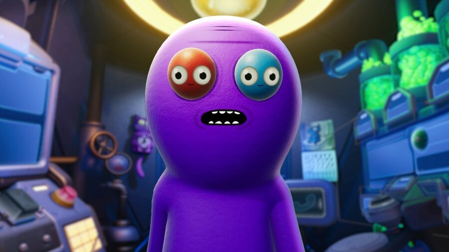 Trover Saves the Universe PS4 PlayStation 4 PSVR 1
