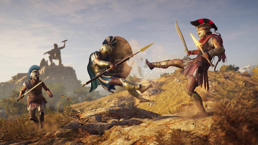 Assassin's Creed Odyssey Best Skills Abilities Guide