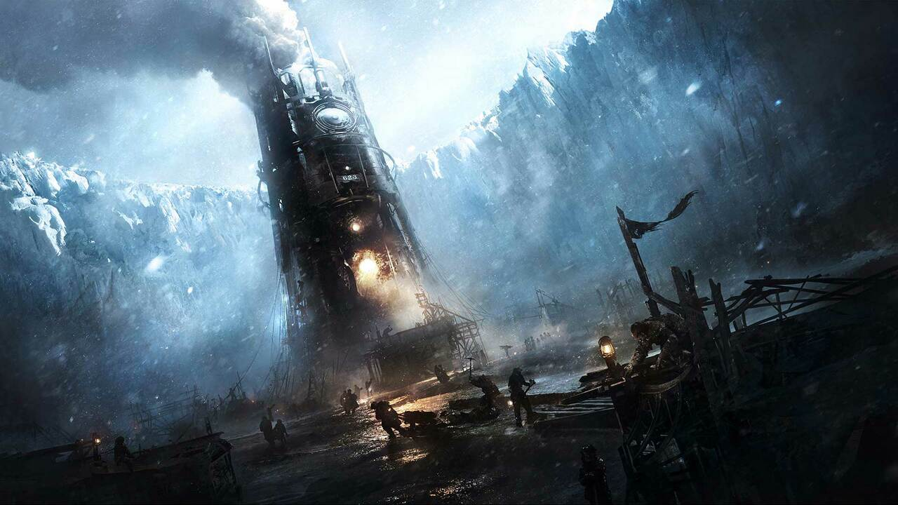 Frostpunk Demands You Combat the Cold This October on PS4