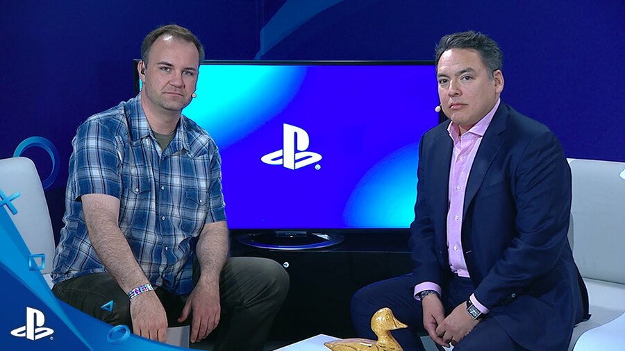 Sony PlayStation PS4 Shawn Layden 1
