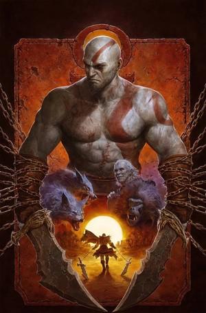 God of War: Fallen God Cover