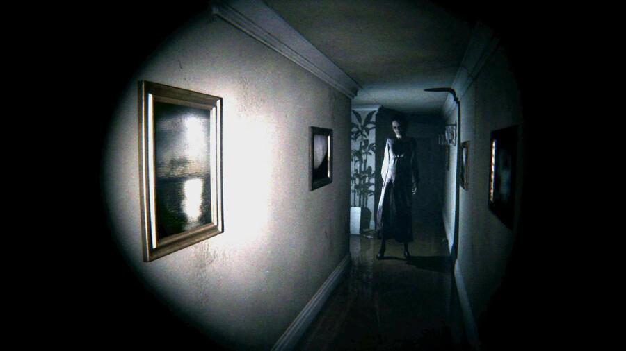 Silent Hills P.T. Project Morpheus