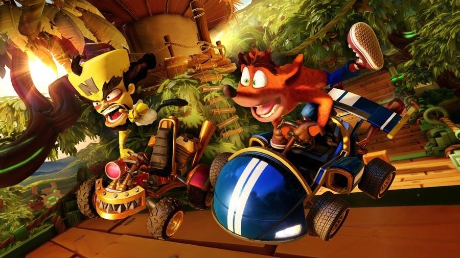 Crash Team Racing Nitro-Fueled PS4 PlayStation 4 Microtransactions