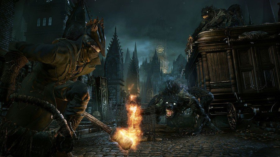 Bloodborne PS4 PlayStation 4
