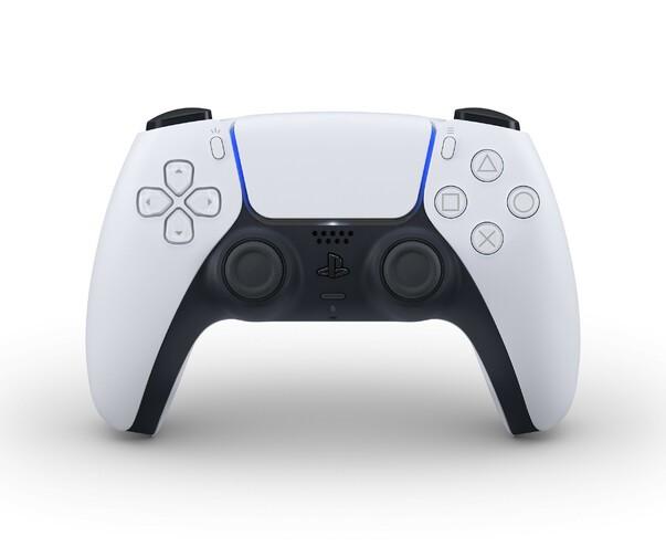 DualSense PS5 Controller Original White 1