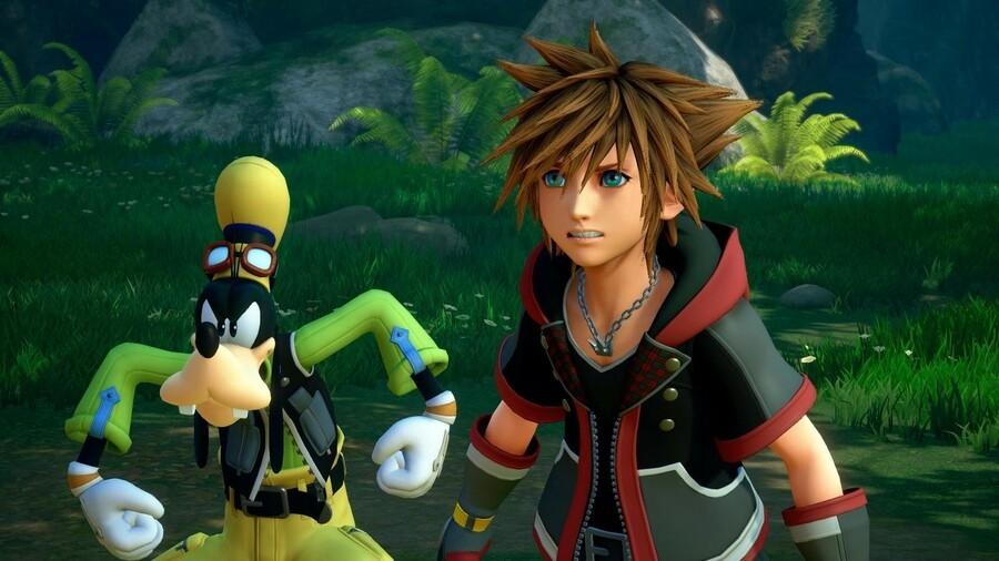 Kingdom Hearts III 3 PS4 PlayStation 4 1