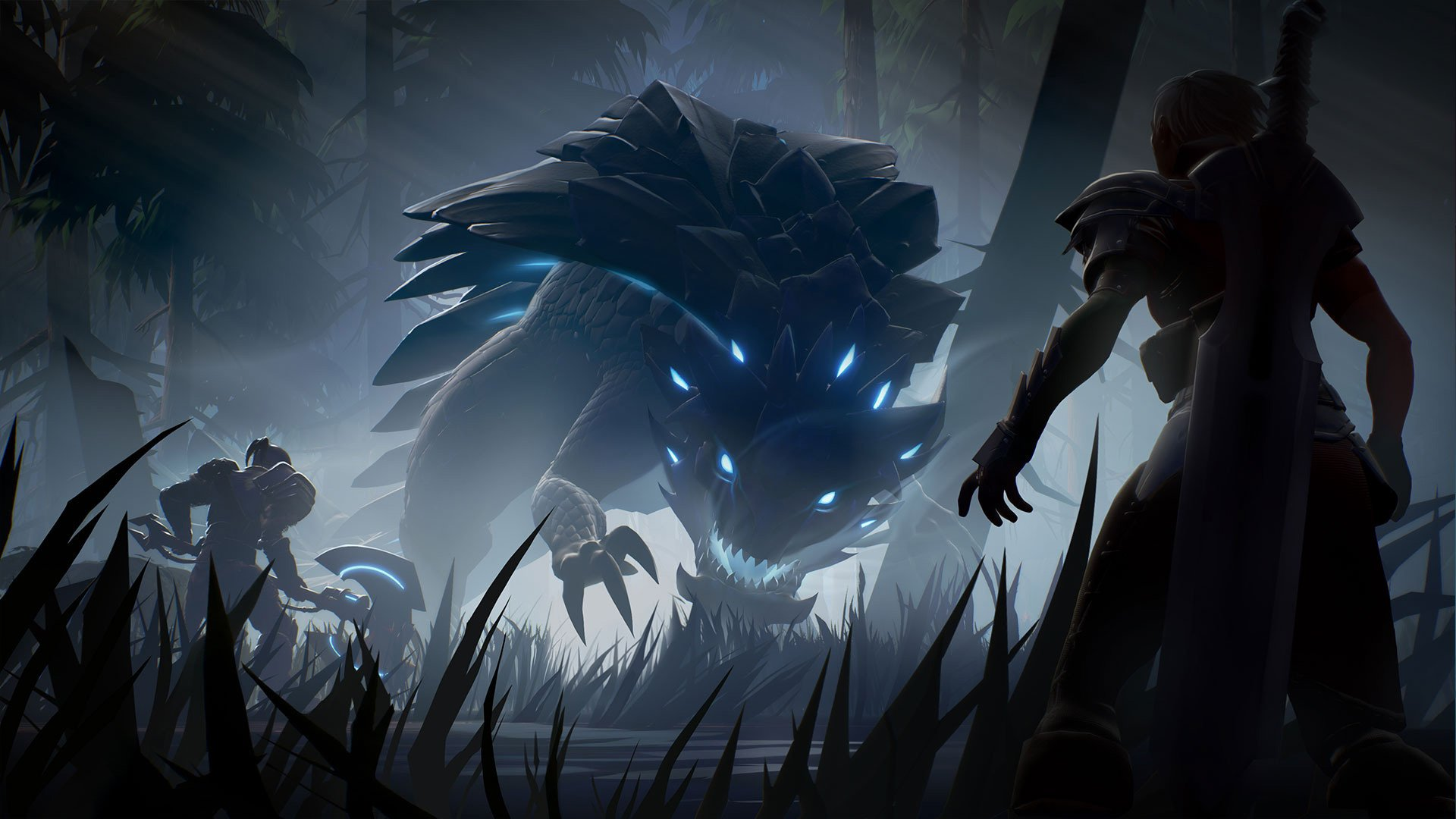 PS4 Gets Third Ever Cross-Console Compatible Game with Free-to-Play RPG Dauntless