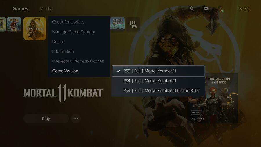 How to Check You're Playing the PS5 Version of Cross-Gen Games 1