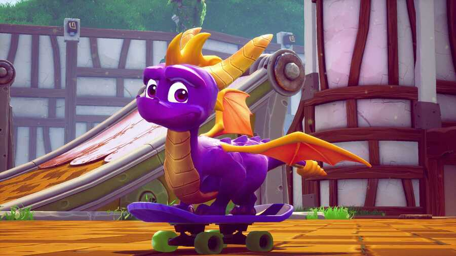 Spyro: Reignited Trilogy All Spyro: Year of the Dragon Skill Points and How to Complete Them Guide PS4 PlayStation 4