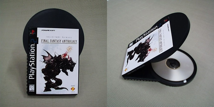 PS2 Prototype Game Case by Hock Wah Yeo