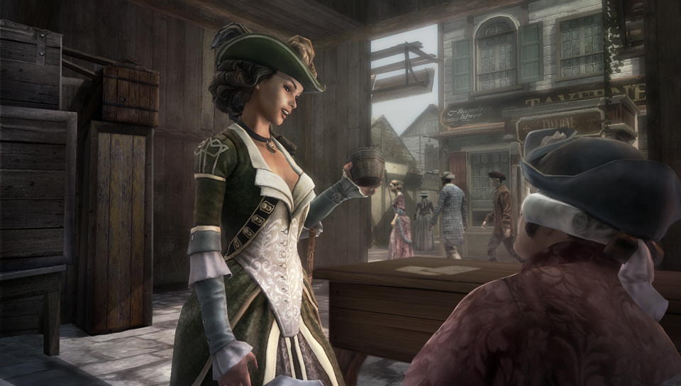 Assassin S Creed Iii Liberation S Sales Near 600 000 Units Push