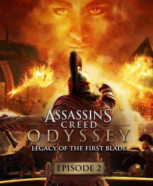 Assassin's Creed Odyssey: Legacy of the First Blade - Episode 2: Shadow Heritage